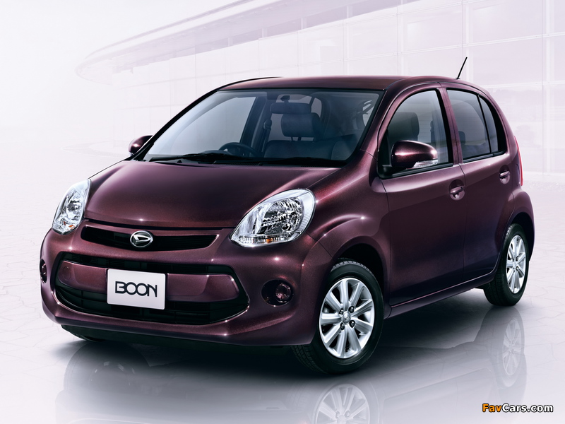 Daihatsu Boon 2014 wallpapers (800 x 600)