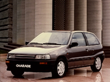 Daihatsu Charade GTti (G100) 1987–93 wallpapers