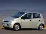Daihatsu Charade 5-door UK-spec (L251) 2003–07 images