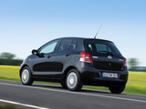 Daihatsu Charade EU-spec (P90) 2011 pictures