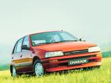 Images of Daihatsu Charade 5-door (G112) 1987–93