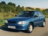 Photos of Daihatsu Charade 5-door UK-spec (G203) 1996–2000