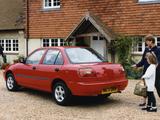 Pictures of Daihatsu Charade Sedan UK-spec (G203) 1996–2000