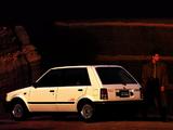Daihatsu Charade Turbo 5-door (G30) 1985–87 wallpapers