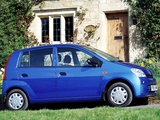 Daihatsu Charade 5-door UK-spec (L251) 2003–07 wallpapers