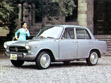 Daihatsu Compagno Berlina 4-door (F40) 1963–69 wallpapers