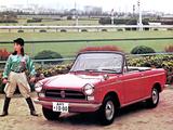 Daihatsu Compagno Spider (F40K) 1965–70 images