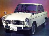 Images of Daihatsu Compagno Berlina 2-door (F40) 1963–69