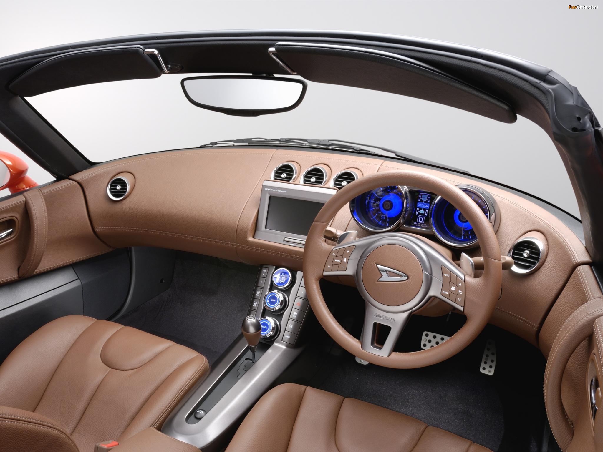 Daihatsu HVS Concept 2005 pictures (2048 x 1536)