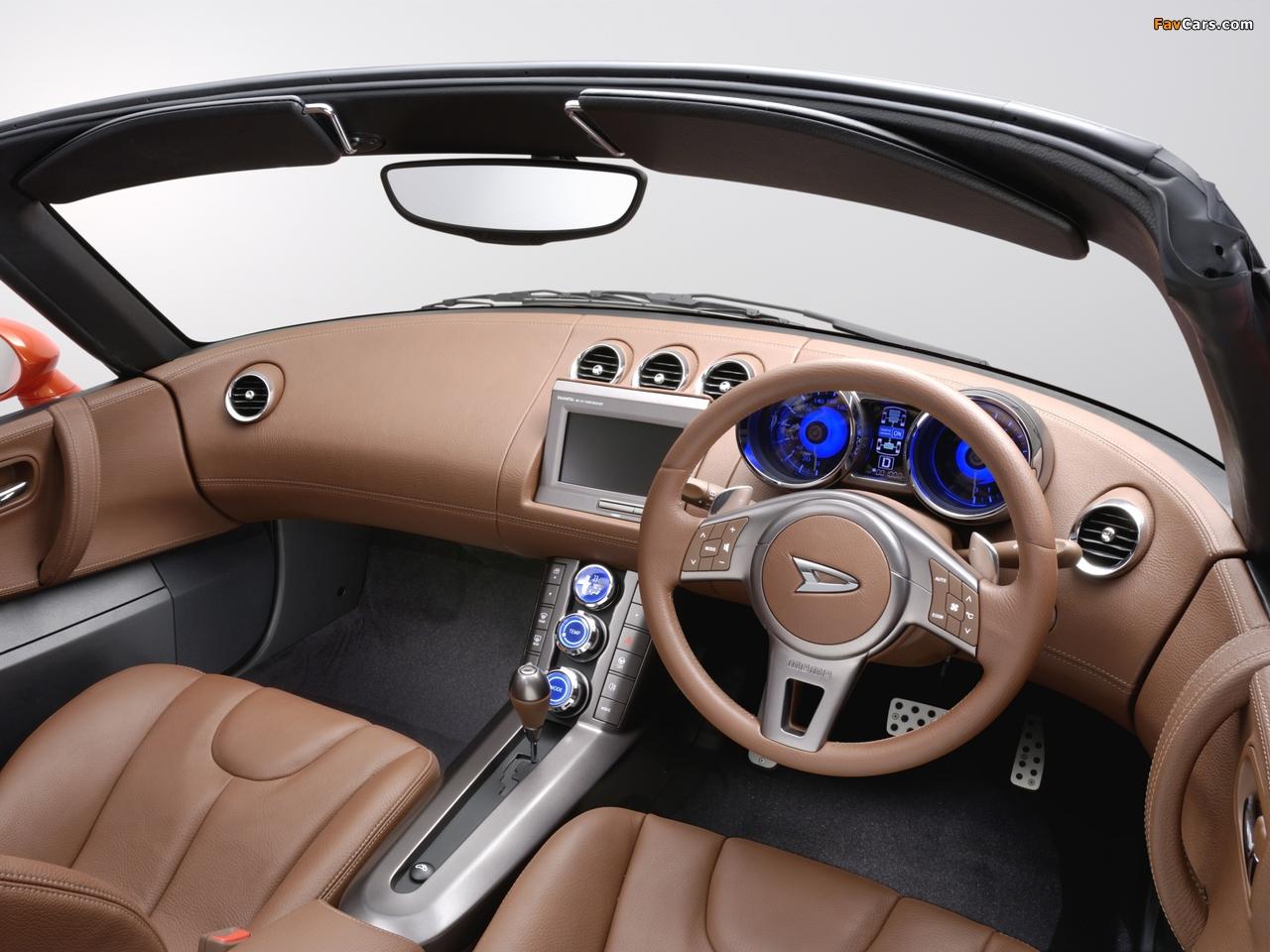Daihatsu HVS Concept 2005 pictures (1280 x 960)
