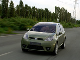 Daihatsu D-compact X-over Concept 2006 pictures