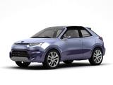 Photos of Daihatsu CUV Concept 2013