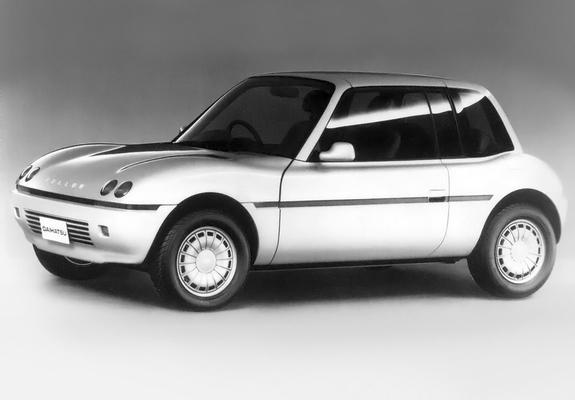 Pictures Of Daihatsu Fellow 90 Concept 1989