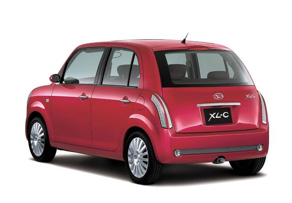 Pictures Of Daihatsu Xl C Concept 2003