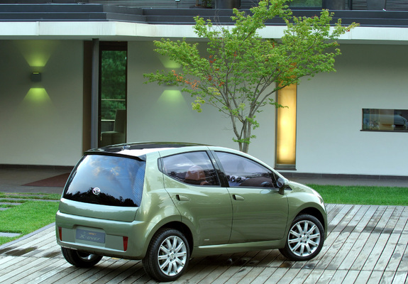 Pictures Of Daihatsu D Compact X Over Concept 2006