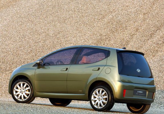 Daihatsu D Compact X Over Concept 2006 Wallpapers