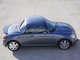 Daihatsu Copen 2002–12 photos