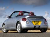 Daihatsu Copen UK-spec 2002 wallpapers