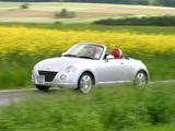 Images of Daihatsu Copen UK-spec 2004–10