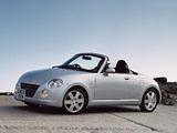 Photos of Daihatsu Copen 2002–12
