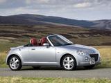 Pictures of Daihatsu Copen UK-spec 2002