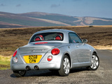 Pictures of Daihatsu Copen UK-spec 2004–10