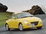 Pictures of Daihatsu Copen S 2006–12