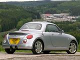 Daihatsu Copen UK-spec 2004–10 wallpapers