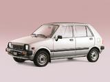 Daihatsu Cuore 5-door (L55/L60) 1980–85 photos