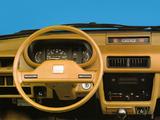 Daihatsu Cuore 5-door (L55/L60) 1980–85 pictures