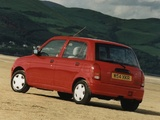 Daihatsu Cuore Plus UK-spec (L7) 1999–2001 images