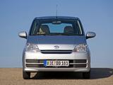 Daihatsu Cuore 5-door (L251) 2003–07 pictures