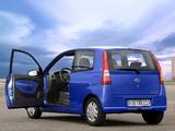Daihatsu Cuore Blu (L251) 2005 photos