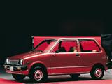 Photos of Daihatsu Cuore 3-door (L55/L60) 1980–85