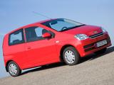 Photos of Daihatsu Cuore 3-door (L251) 2003–07