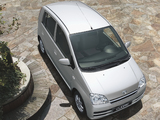 Pictures of Daihatsu Cuore 5-door (L251) 2003–07