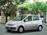 Daihatsu Cuore 5-door (L251) 2003–07 wallpapers