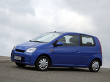 Daihatsu Cuore Blu (L251) 2005 wallpapers