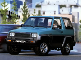 Daihatsu Feroza Resin Top 1989–94 images