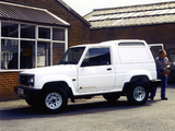 Pictures of Daihatsu Fourtrak Fieldman 1993–99