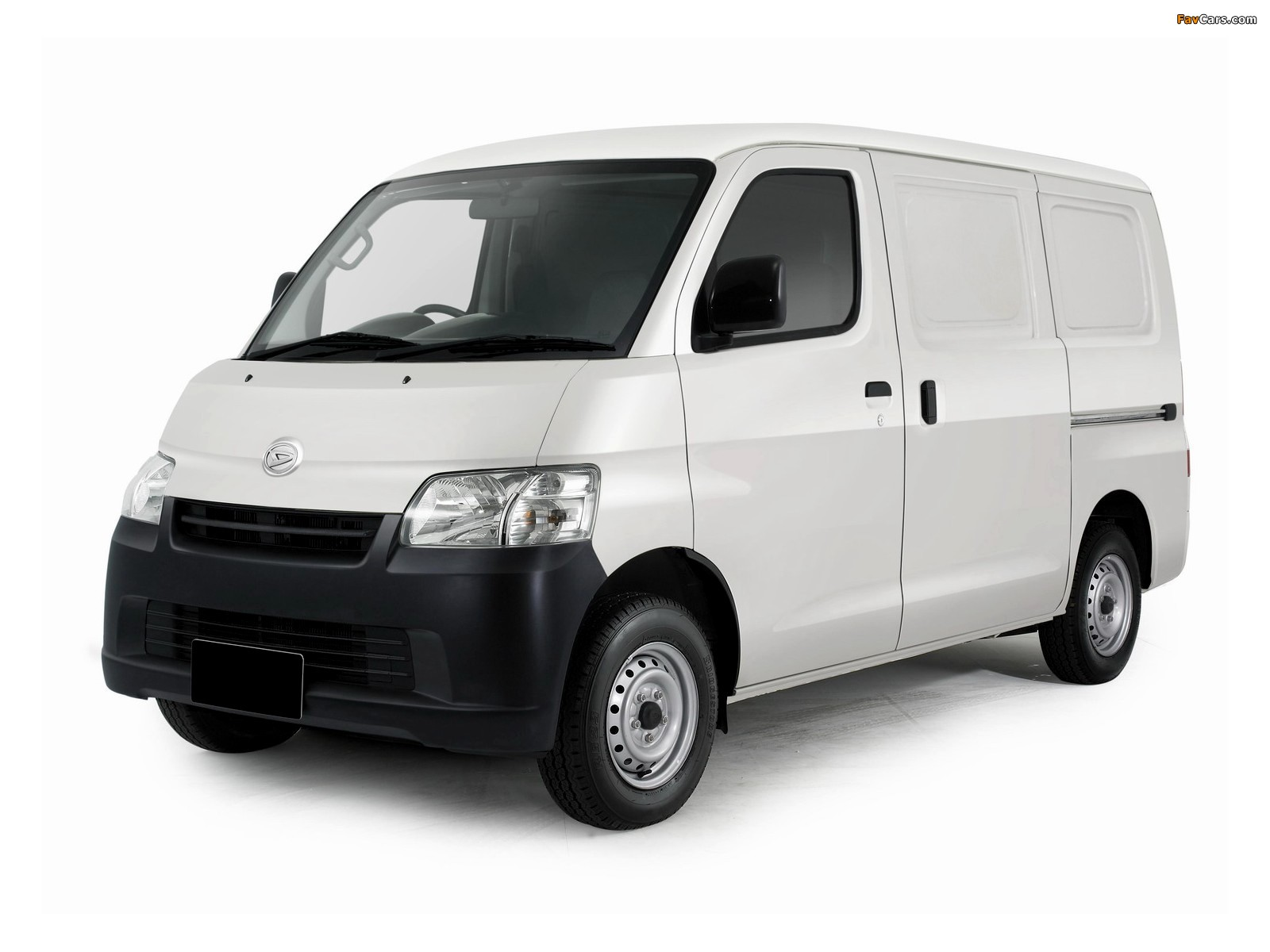 Photos Of Daihatsu Gran Max Van 2007  1600x1200