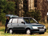 Daihatsu Grand Move UK-spec 1999–2002 wallpapers
