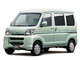 Daihatsu Hijet Cargo Hybrid 2006 pictures