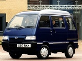 Wallpapers of Daihatsu Hijet UK-spec 1997–2002