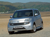 Daihatsu Materia UK-spec 2007–10 photos