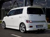 Daihatsu Materia White X 2008 pictures