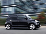 Daihatsu Materia Black Edition 2009–10 photos