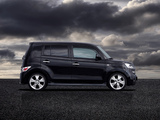 Daihatsu Materia Black Edition 2009–10 pictures