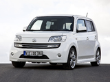 Images of Daihatsu Materia White X 2008