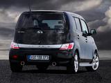 Photos of Daihatsu Materia Black Edition 2009–10
